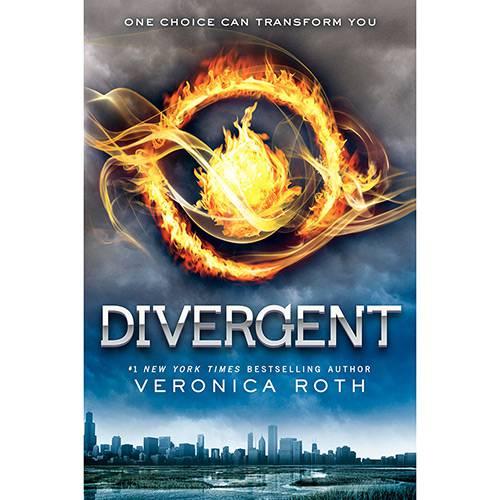 Tudo sobre 'Livro - Divergent'