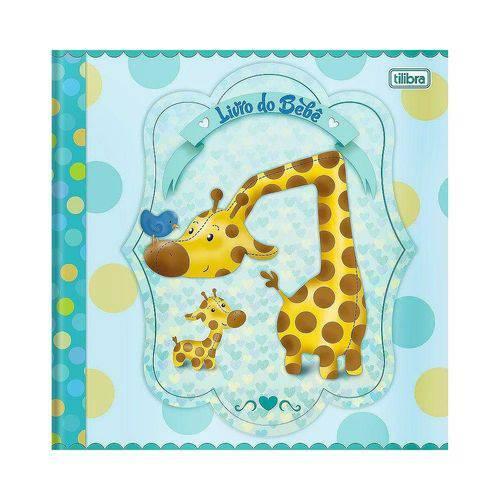 Livro do Bebê Menino Tilibra 34 Folhas