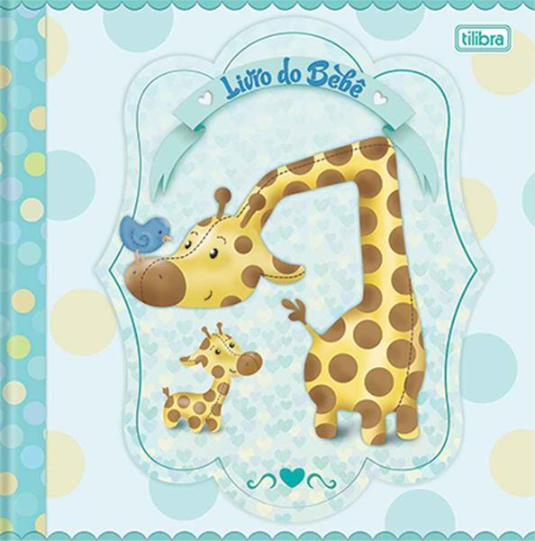Livro do Bebê Menino Tilibra
