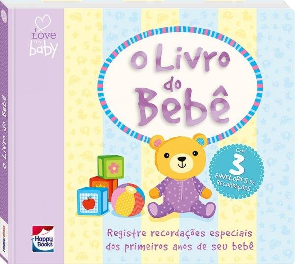 Livro - o Livro do Bebê