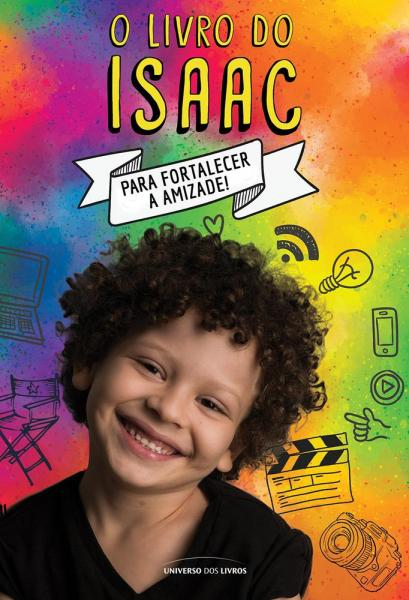 Livro do Isaac, o - Universo dos Livros - 1
