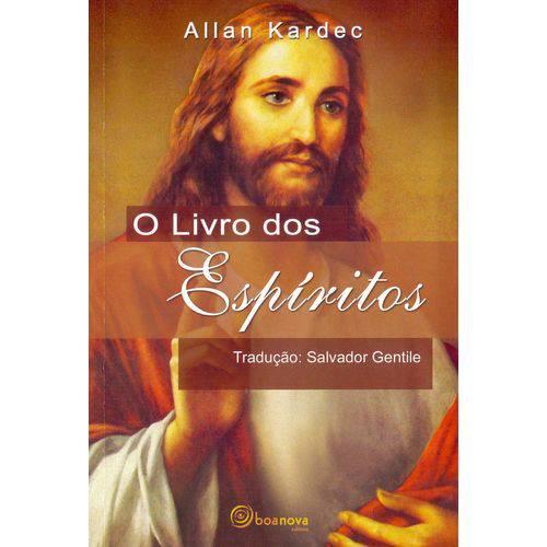 Livro dos Espiritos - (0886)