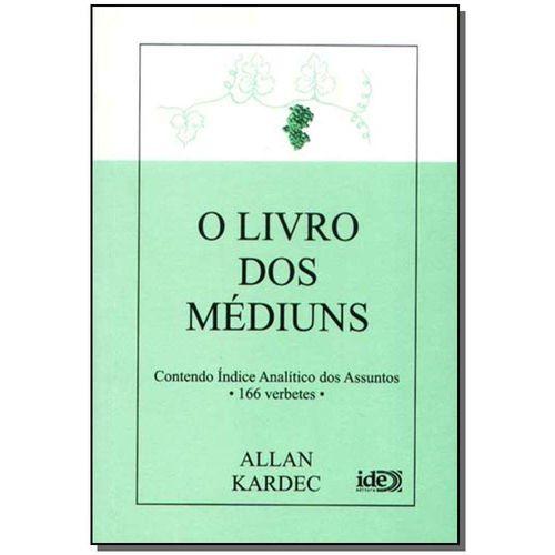 Livro dos Mediuns, o - (Bolso) - Ide