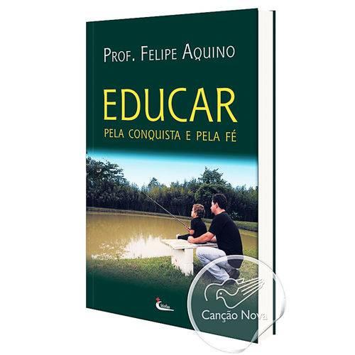 Livro Educar Pela Conquista e Pela Fé