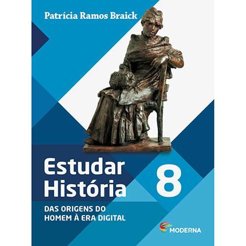 Tudo sobre 'Livro - Estudar História 8'