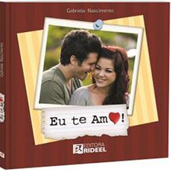 Livro - eu te Amo