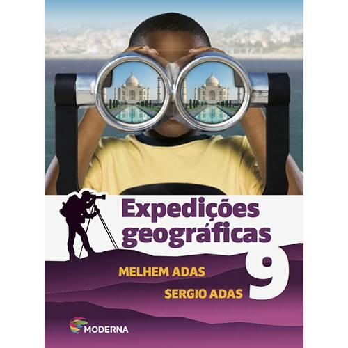 Tudo sobre 'Livro - Expedições Geográficas 9'