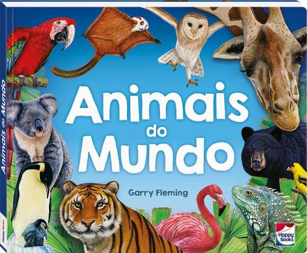 Livro - Explorando o Mundo: Animais do Mundo