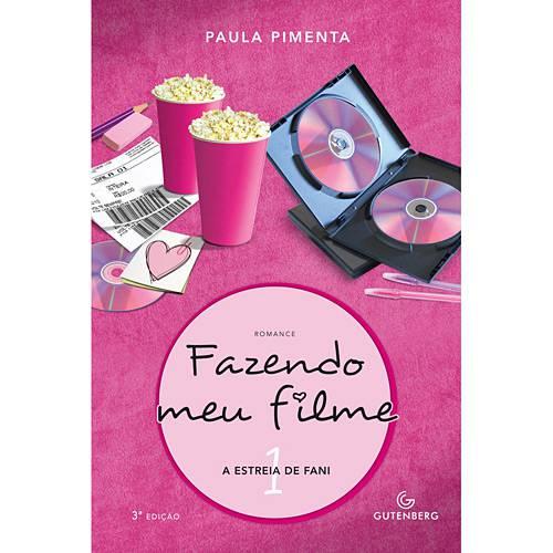 Tudo sobre 'Livro - Fazendo Meu Filme 1: a Estreia de Fani'
