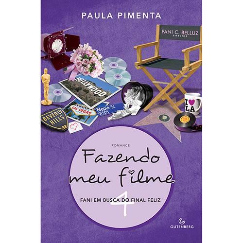 Tudo sobre 'Livro - Fazendo Meu Filme 4: Fani em Busca do Final Feliz'