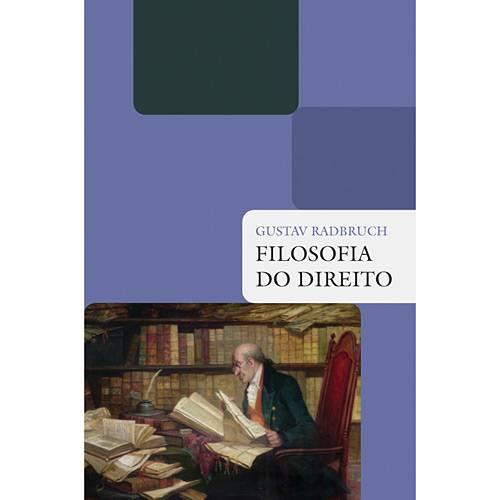 Tudo sobre 'Livro - Filosofia do Direito'