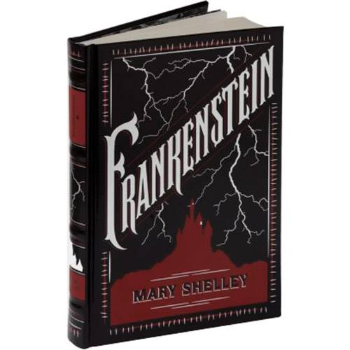 Tudo sobre 'Livro - Frankenstein'