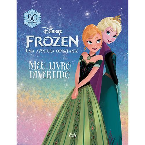 Tudo sobre 'Livro - Frozen, uma Aventura Congelante: Meu Livro Divertido'