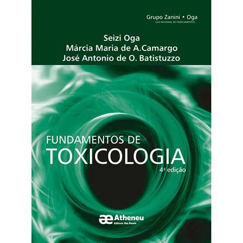 Tudo sobre 'Livro - Fundamentos de Toxicologia'
