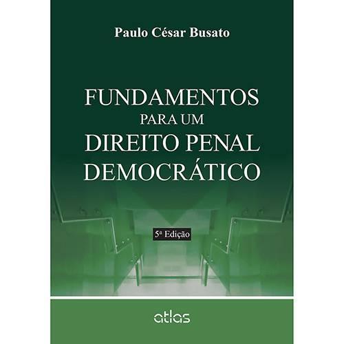 Livro - Fundamentos para um Direito Penal Democrático