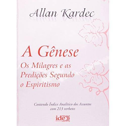 Livro - Gênese, a
