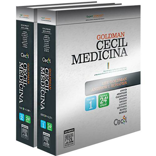 Tudo sobre 'Livro - Goldman Cecil Medicina (24ª Edição)'