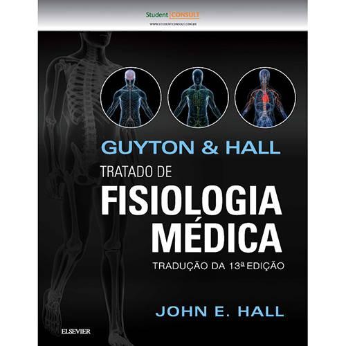 Tudo sobre 'Livro - Guyton e Hall Tratado de Fisiologia Médica'