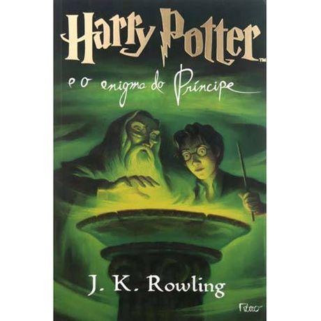 Tudo sobre 'Livro Harry Potter e o Enigma do Príncipe'