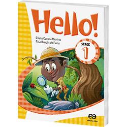 Livro - Hello! - Stage 1