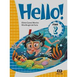 Livro - Hello! - Stage 2
