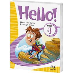 Livro - Hello! - Stage 4
