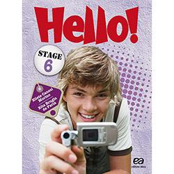 Livro - Hello!: Stage 6