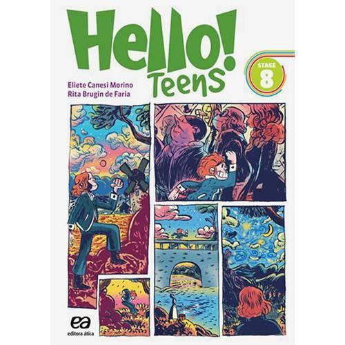 Livro - Hello! Stage 8