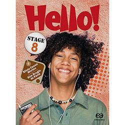 Livro - Hello!: Stage 8