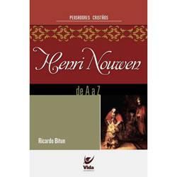 Livro - Henri Nouwen de a A Z
