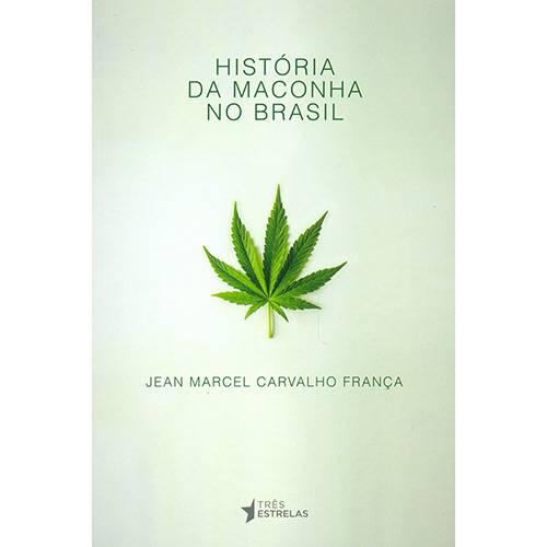 Livro - História da Maconha no Brasil