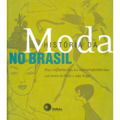 Livro - História da Moda no Brasil