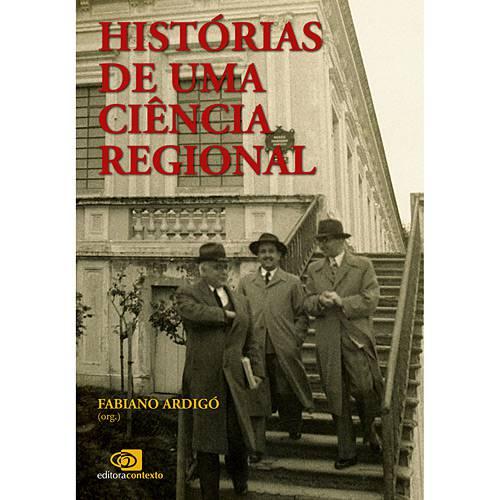 Livro - Histórias de uma Ciência Regional