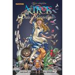 Livro HQ Alice no País das Maravilhas