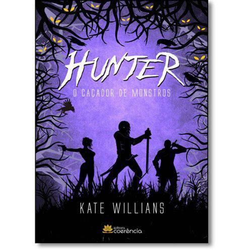 Livro - Hunter: o Caçador de Monstros