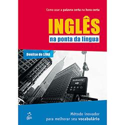 Livro - Inglês na Ponta da Língua