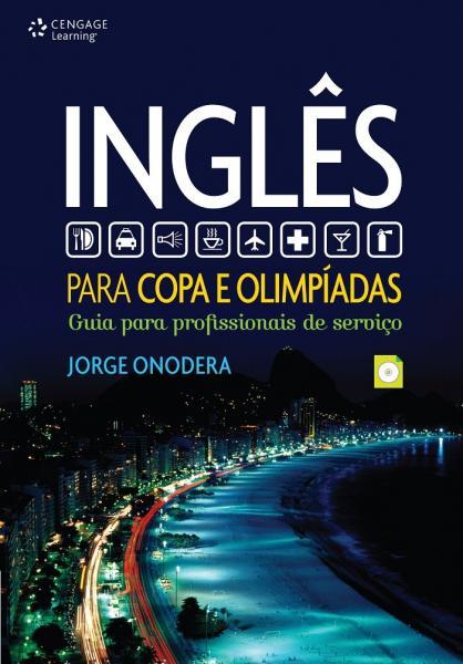 Livro - Inglês para Copa e Olimpíadas