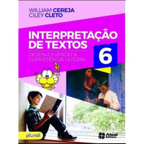 Tudo sobre 'Livro - Interpretação de Textos 6º Ano'