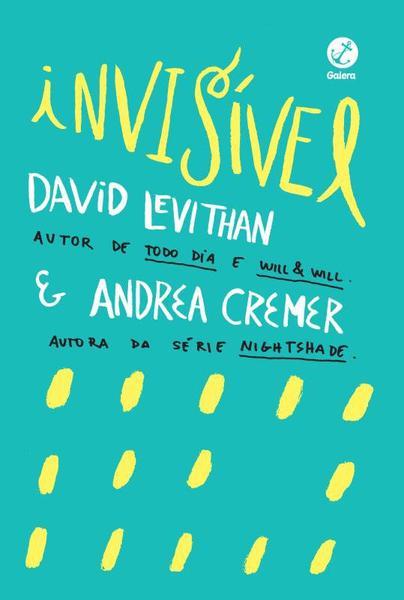 Livro - Invisível