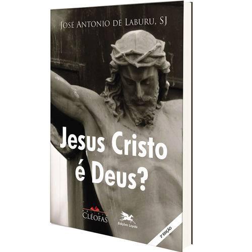 Livro Jesus Cristo é Deus?