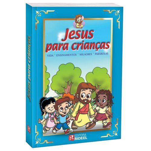 Tudo sobre 'Livro - Jesus para Crianças'
