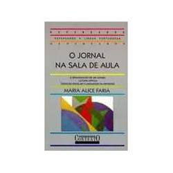 Livro - Jornal na Sala de Aula, o