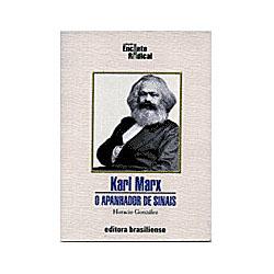 Livro - Karl Marx o Apanhador de Sinais