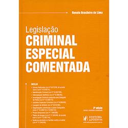 Livro - Legislação Criminal Especial Comentada