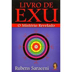 Livro - Livro de Exu - o Mistério Revelado