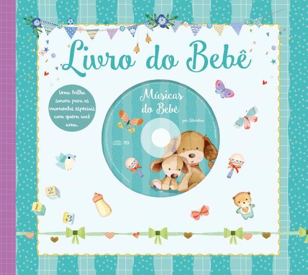 Livro - Livro do Bebê com CD