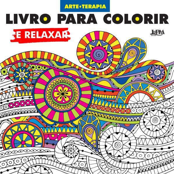 Livro - Livro para Colorir e Relaxar