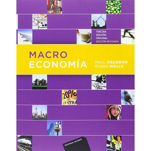Livro - Macroeconomía
