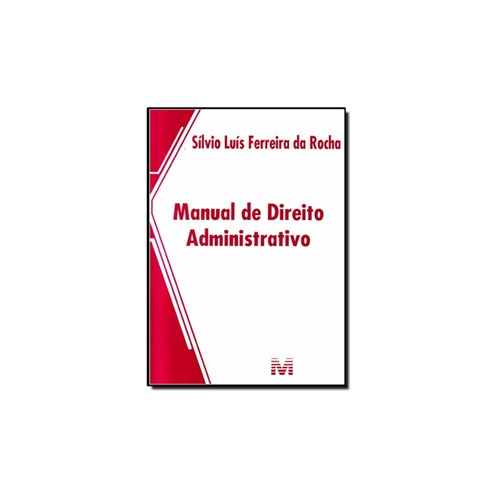 Livro - Manual de Direito Administrativo