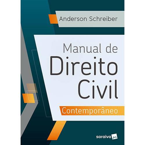 Livro - Manual de Direito Civil Contemporâneo